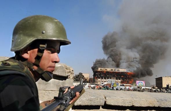 Афганистан. Военная фотография. Изображение № 113.