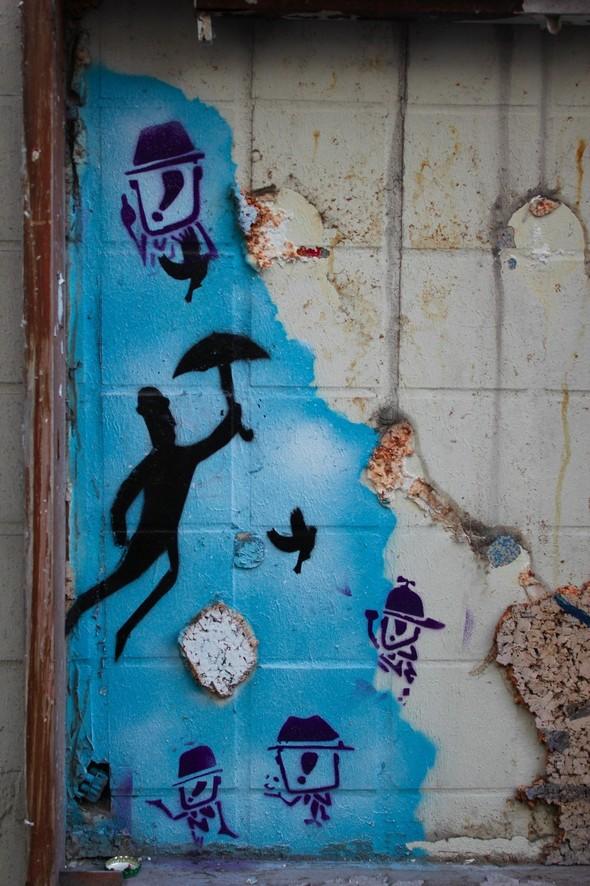 Стрит-арт центра Парижа. Изображение № 21.