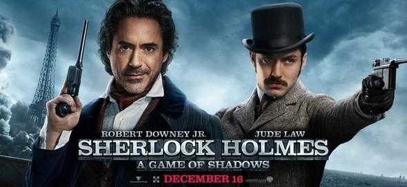 Шерлок Холмс: Игра теней. Изображение № 1.