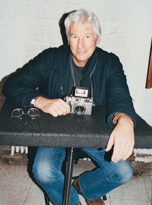 Юрген Теллер снял актеров для W. Изображение № 26.