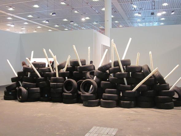 Изображение 27. Art 42 Basel 2011 - крупнейшая выставка современного искусства в Европе.. Изображение № 25.