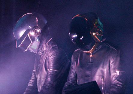 Новый концертный альбом группы Daft Punk. Изображение № 3.