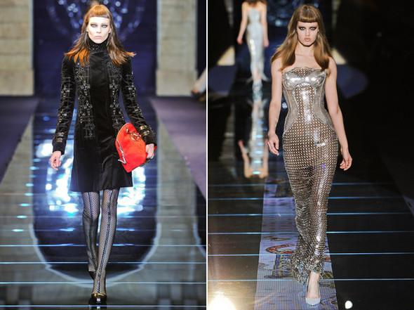 Показы Milan Fashion Week FW 2012: День 3. Изображение № 8.