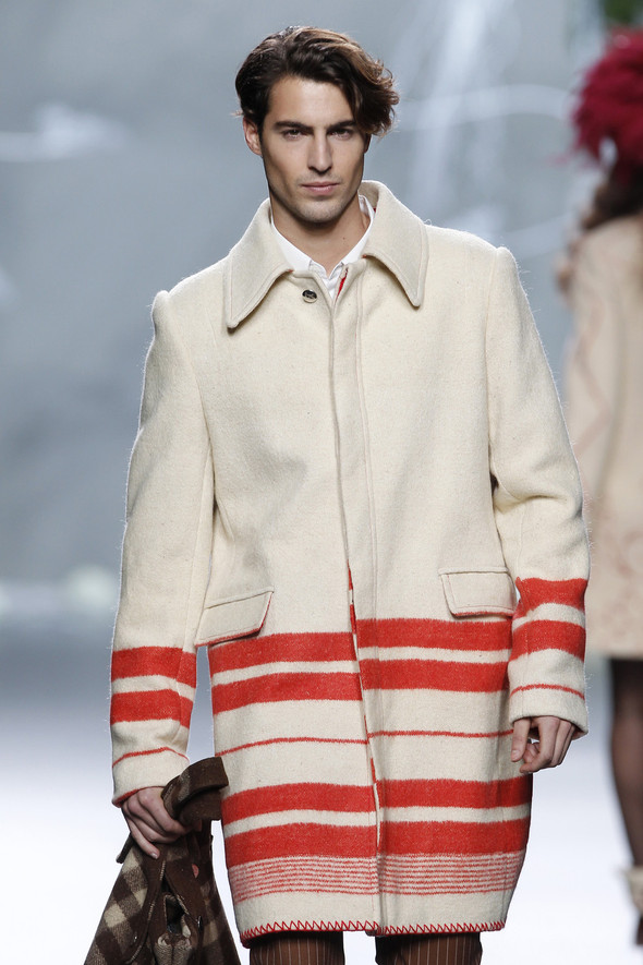 Madrid Fashion Week A/W 2012: Francis Montesinos. Изображение № 3.