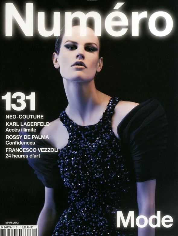 Обложки: Numero, Self Service и Vogue. Изображение № 2.