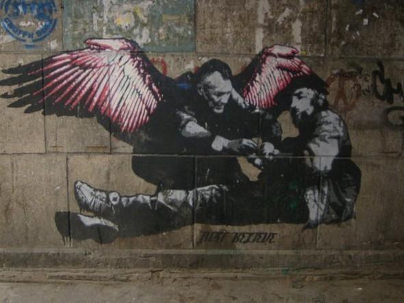 Граффити Петербурга. Изображение № 9.