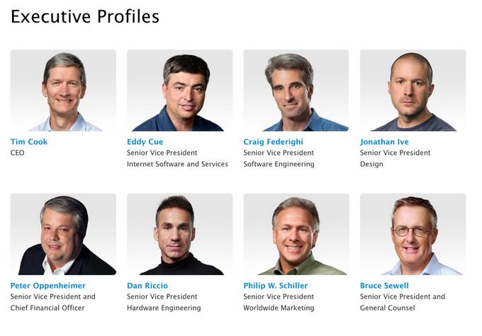 Джони Айв не ушёл из Apple. Изображение № 1.