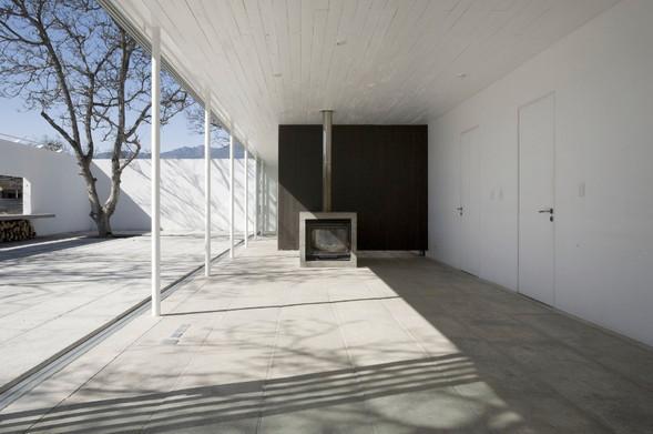 Chilean House. Smiljan Radic. Изображение № 4.