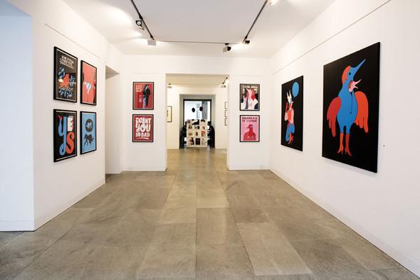 Parra вPool Gallery (Берлин). Изображение № 28.