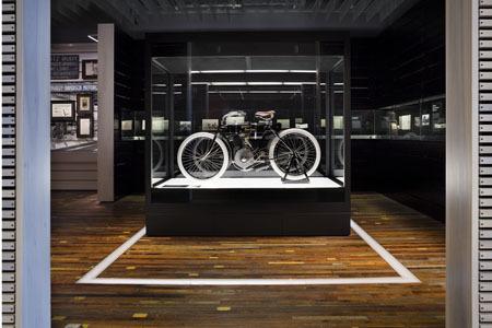 Музей Harley-Davidson вМилуоки. Изображение № 9.