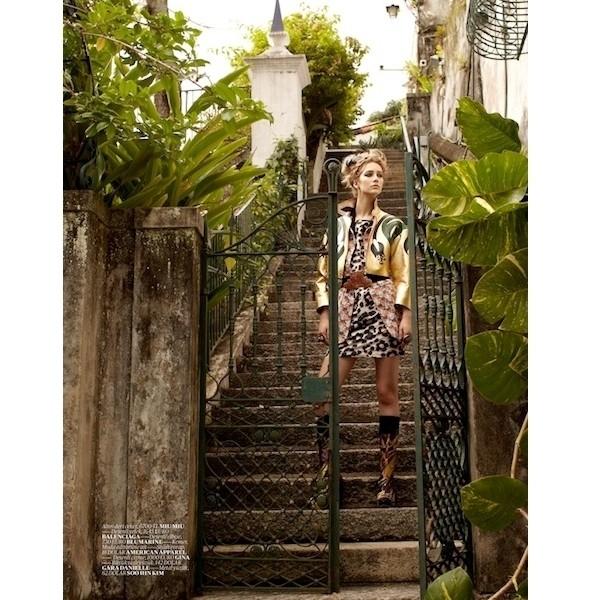 Изображение 43. Съемки: 10, Elle и Vogue.. Изображение № 42.