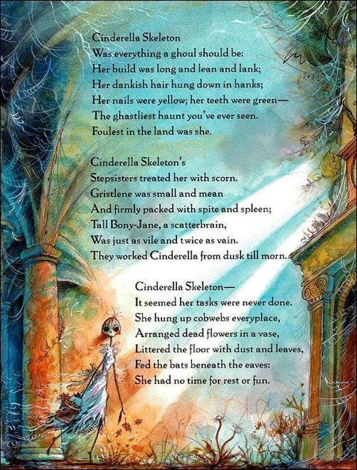 Cinderella Skeleton. Изображение № 3.