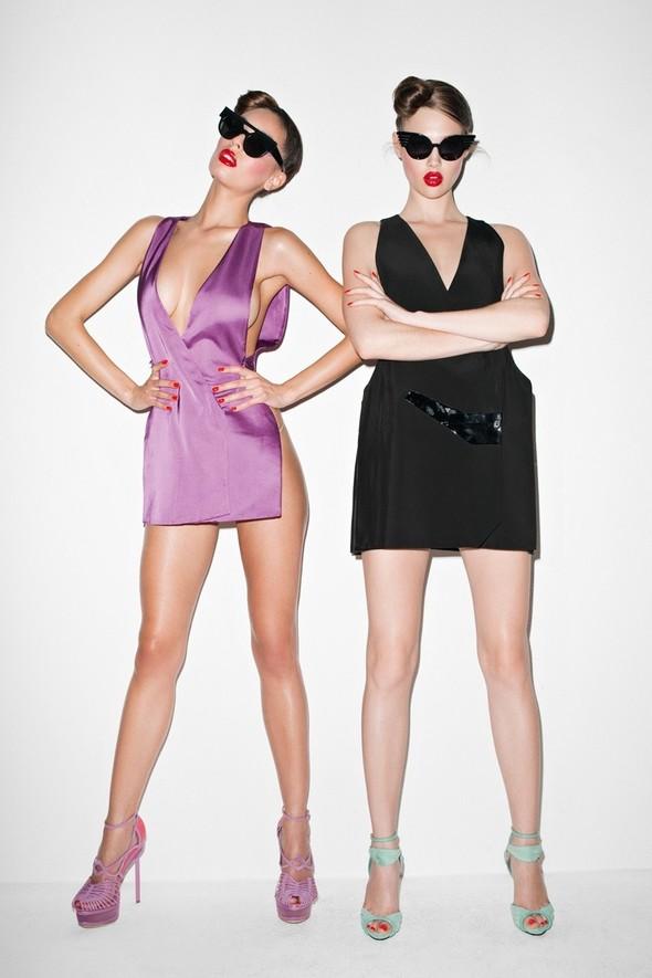 Съёмка: Терри Ричардсон для Purple Fashion. Изображение № 16.