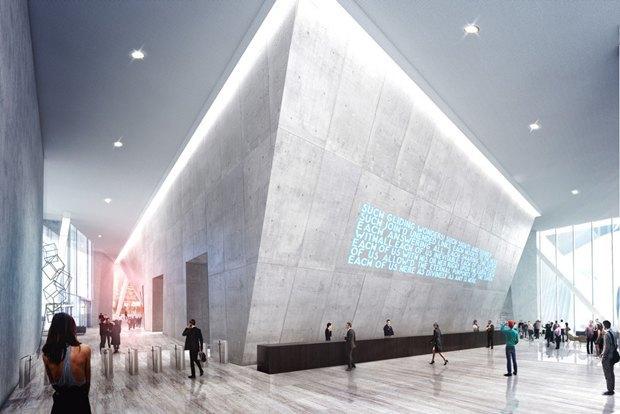 Представлен проект третьей повысоте башни Манхэттена. Изображение № 18.