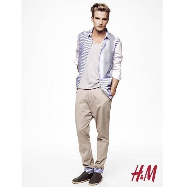 Мужские рекламные кампании: Zara, H&M, Bally и другие. Изображение № 46.