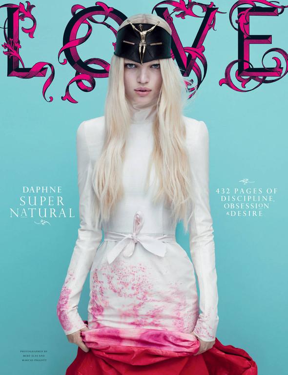 Обложки: Russh, Love и Velvet. Изображение № 1.