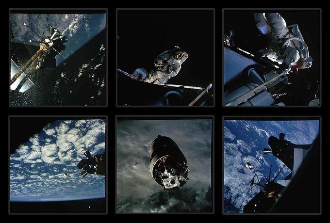 NASA выложили онлайн фотоисторию миссии «Аполло». Изображение № 10.
