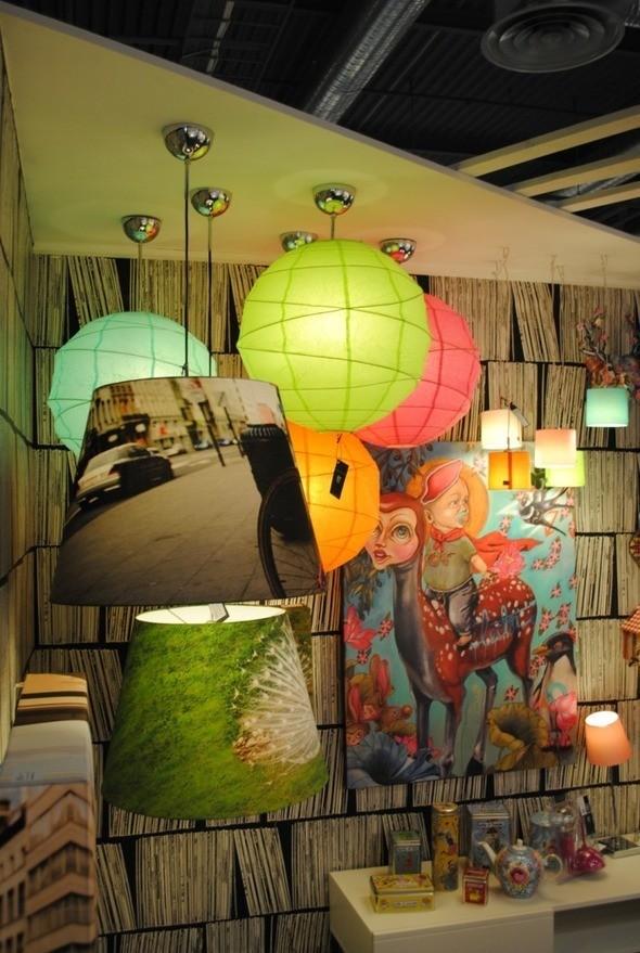 Изображение 3. Stockholm Furniture Fair 2011. Освещение.. Изображение № 3.