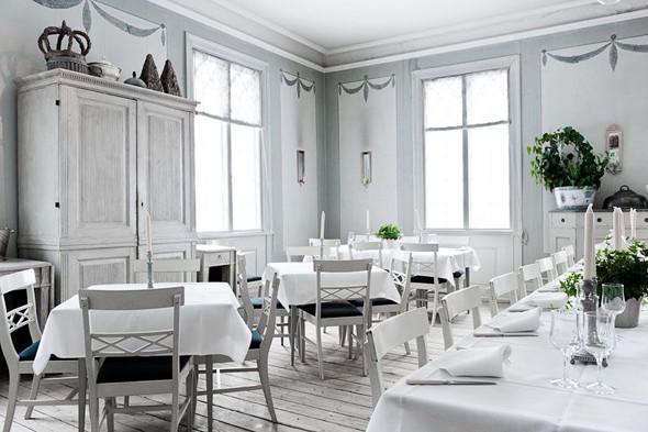 Ресторан в отеле Wreta. Изображение № 41.