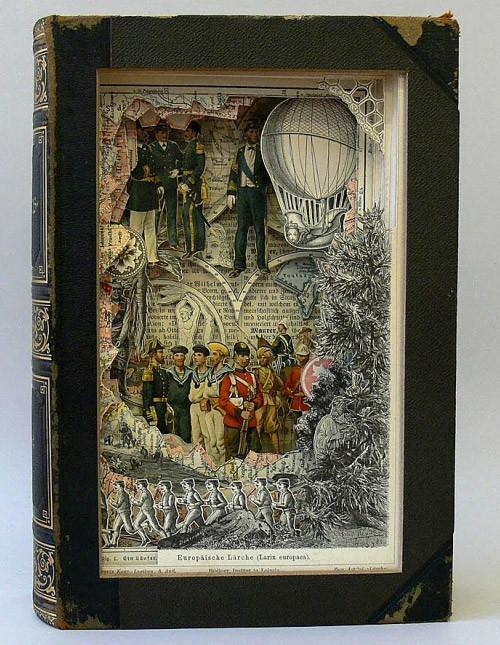 Книжные работы Alexander Korzer-Robinson. Изображение № 32.