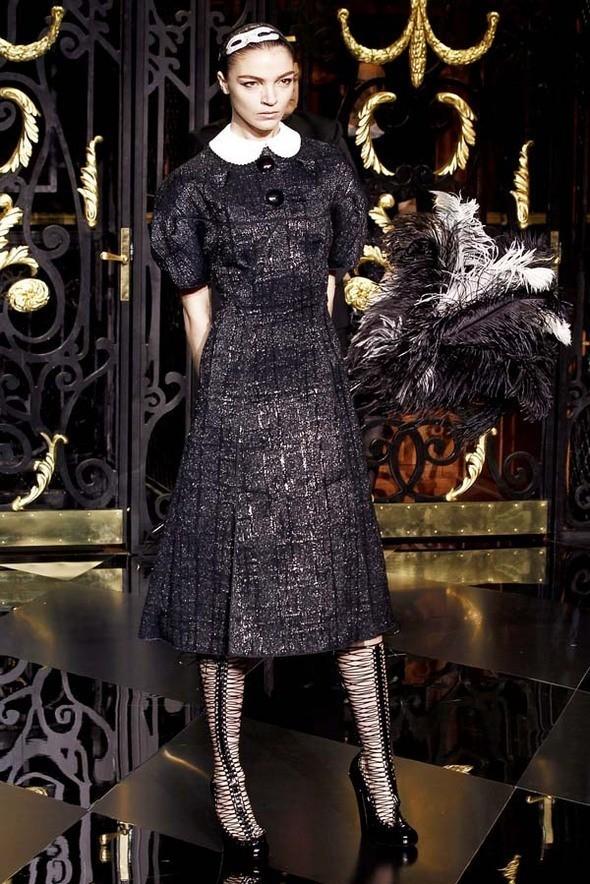 Изображение 45. Louis Vuitton Fall 2011.. Изображение № 45.