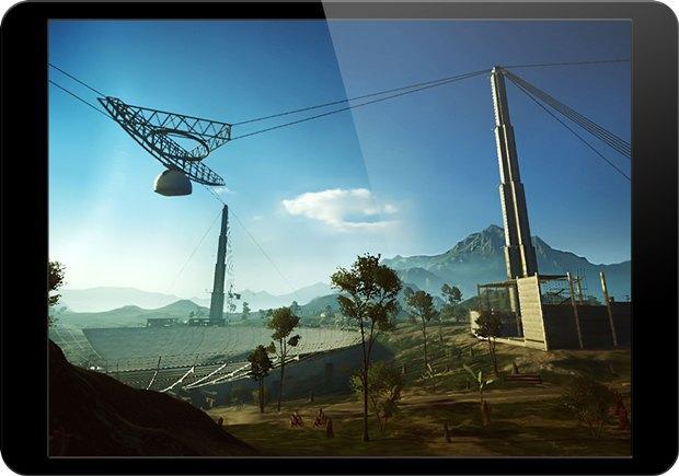 Разработчики смогли перенести Battlefield 4 на iPad. Изображение № 2.