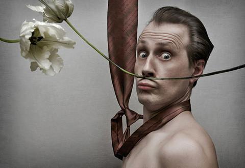 Изображение 4. Руад ДеЛон: эгоистичные автопортреты.. Изображение № 7.
