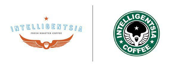 Представлен старомодный редизайн «хипстерских» логотипов. Изображение № 10.