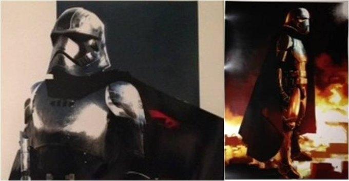 В Сеть выложили 32 концепт-арта для «Звёздных войн VII». Изображение № 25.