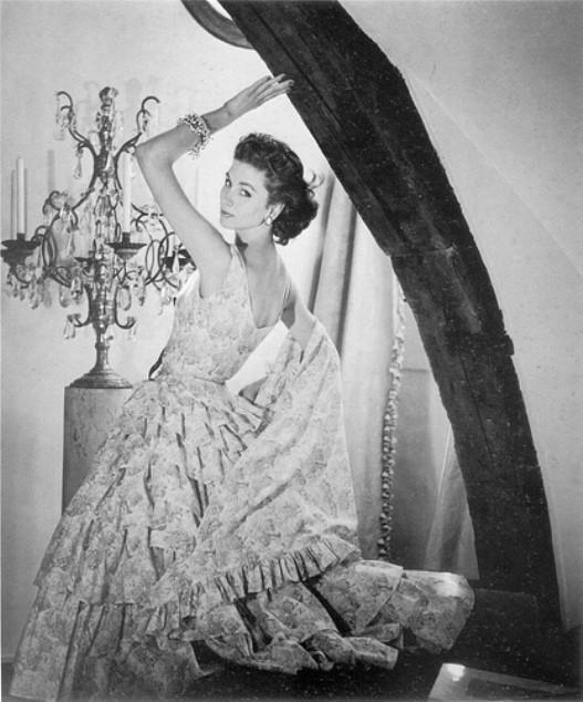 Henry Clarke:фотография haute couture. Изображение № 7.