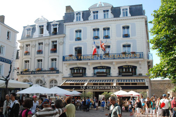 Отель Le Chateaubriand. Изображение № 24.