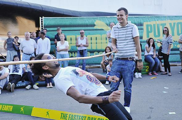 Ямайская вечеринка PUMA в Парке Горького. Изображение № 46.