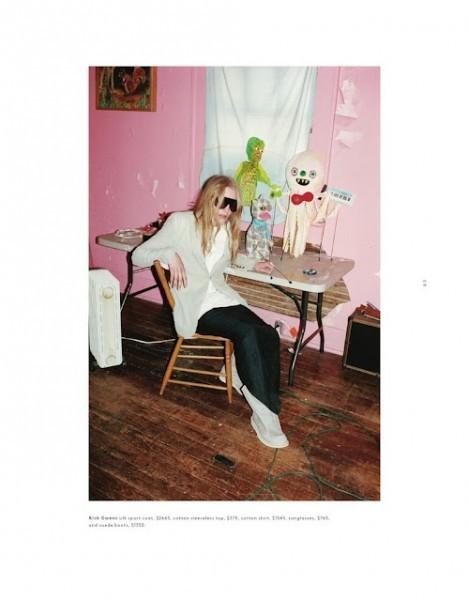Мужские лукбуки: Barneys, Dior Homme, Opening Ceremony и Pierre Balmain. Изображение № 21.