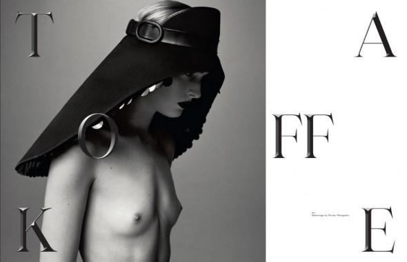 Съемки: Vogue, Elle, Tush и другие. Изображение № 41.