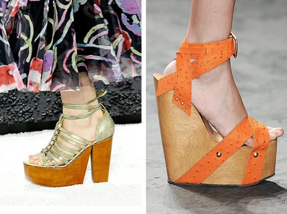Walking in my shoes: 10 тенденций обуви весны-лета 2011. Изображение № 15.