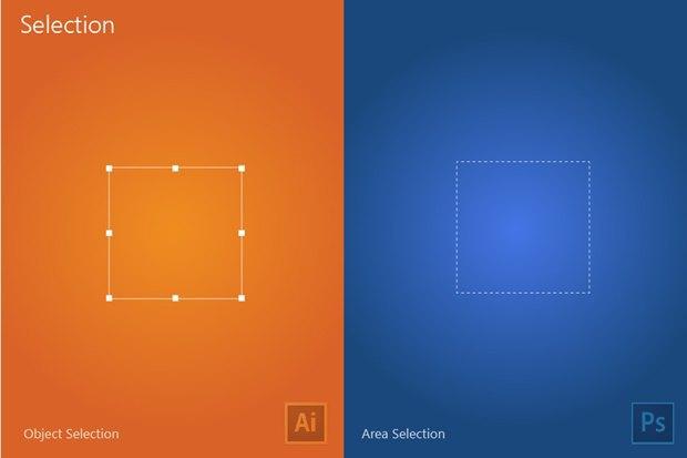 Дизайнер сравнил работу вPhotoshop и Illustrator на13постерах . Изображение № 11.