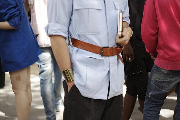 Изображение 54. Детали: Мужская неделя моды в Париже.. Изображение № 54.