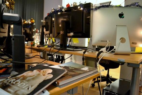 Студия CCP в Рейкьявике, где делают онлайн-игру EVE. Изображение № 24.