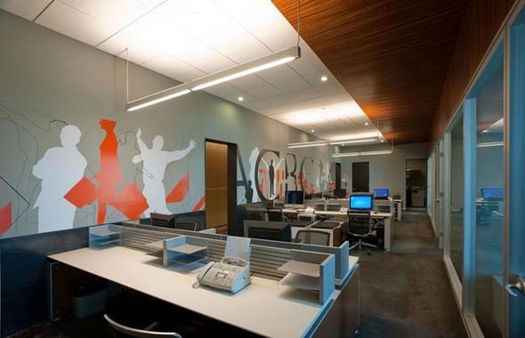 Интерьер офиса ACBC от Pascal Arquitectos. Изображение № 5.