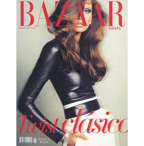 Новые обложки: Interview, 10, Harpers Bazaar и другие. Изображение № 2.