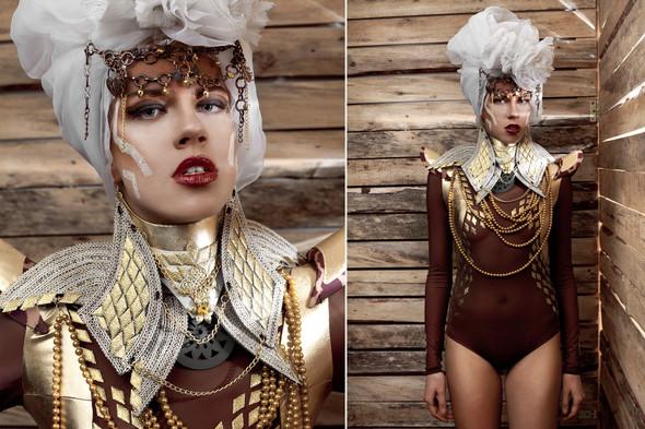 Woman of Africa. must-have жаркого сезона. Изображение № 6.