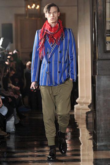 Неделя моды в Париже: мужские показы. Изображение № 70.