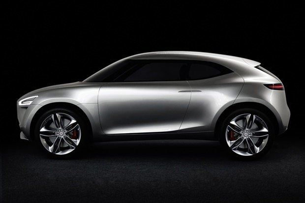 Mercedes-Benz показала концепт-кар на солнечных батареях . Изображение № 2.