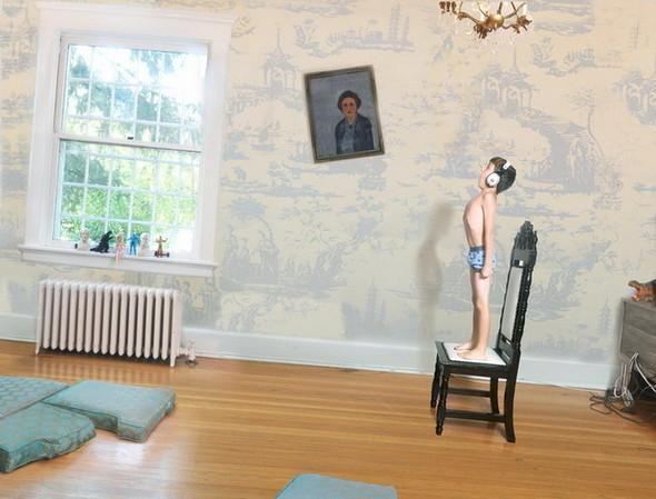 сюрреалистично-реальный мир Фотограф Julie Blackmon. Изображение №12.