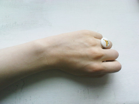 My white room.forest animals rings. Изображение № 20.