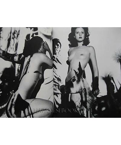 Части тела: Обнаженные женщины на фотографиях 50-60х годов. Изображение № 167.