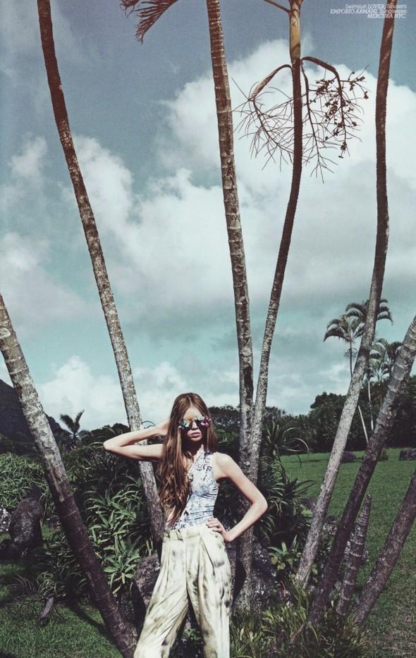 Съёмки: Antidote, Lula, Numero и Vogue. Изображение № 23.