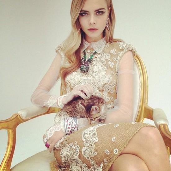 Съёмки: Playing Fashion, Schon, Vogue и другие. Изображение № 4.
