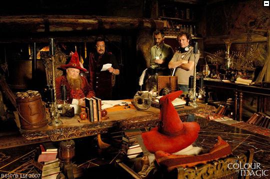 Цвет волшебства Терри Пратчетта, TheColour ofMagic. Изображение № 10.