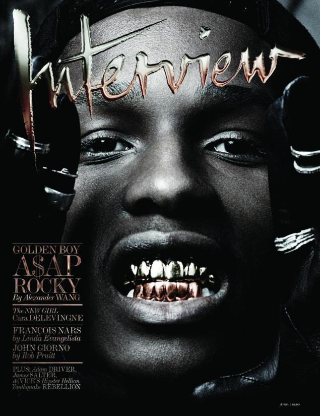 Antidote, Interview и Fantastic Man показали новые обложки. Изображение № 2.
